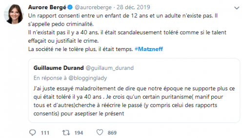 Défense Matzneff 3